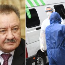 Klaipėdos ligoninės vadovas įspėja: netrukus gali nebeužtekti palatų