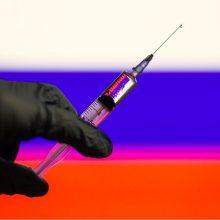 """D. Jauniškis: Rusija """"Sputnik"""" vakciną naudoja kaip priemonę didinti savo galią"""