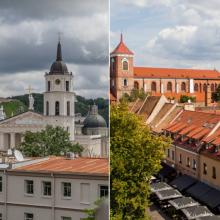 Seime kilo idėja vėl atgaivinti Vilniaus-Kauno dvimiesčio projektą