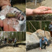 Mineikiškių piliakalnyje archeologai rado 3 tūkst. metų senumo gyvenvietę
