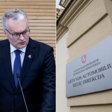 Seimas pritarė prezidento veto: Kelių direkcijos valdyboje liks nepriklausomi nariai