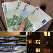 Seime – planas, kaip sumažinti elektros, dujų, šildymo kainų augimą