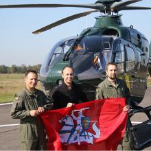 Tarptautinėje kovos su nelegalia migracija operacijoje – ir lietuviai