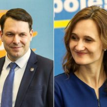 Liberalų sąjūdis renka pirmininką: varžosi du kandidatai