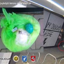 Teroro aktą Vilniuje rengusį studentą prokuroras prašo laikyti suimtą