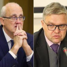 Teismas atmetė S. Jakeliūno ieškinį V. Vasiliauskui dėl garbės ir orumo įžeidimo