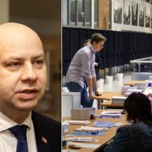 A. Veryga: per rinkimus užtikrinti saugumą balsavimo vietose įmanoma
