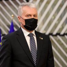 Patarėja: tik prezidentas gali atstovauti Lietuvai Europos Vadovų Taryboje
