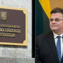 Užsienio reikalų ministerijos darbuotojai skundžiasi nelygybe