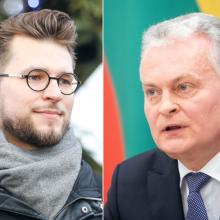 Trintis tarp valdančiųjų ir prezidento: kodėl delsiama dėl L. Savicko?