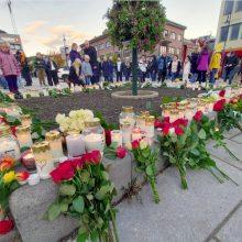 URM patvirtino: per ginkluotą išpuolį Norvegijoje nukentėjo lietuvė