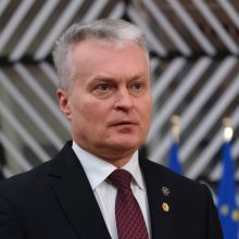 G. Nausėda išvyksta į ES viršūnių susitikimą Portugalijoje