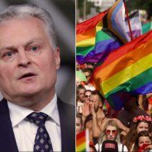 G. Nausėda užstojo Vengriją ES vadovų ginče dėl kontroversiško įstatymo