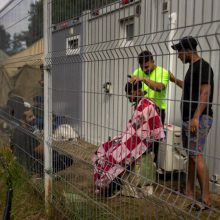 A. Bilotaitė: nameliuose Medininkuose migrantai bus apgyvendinti kitą savaitę