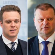 Premjeras G. Landsbergiui dėl Baltarusijos siūlo neskubėti