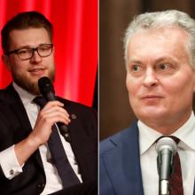Prezidentas penktadienį susitiks kandidatu į ministrus L. Savicku