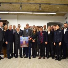 Vilniuje rengiamas Sąjūdžio prieš Astravo AE suvažiavimas