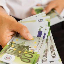 Lietuvos bankas: auga naujų paskolų srautas
