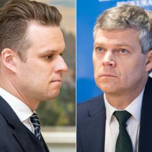 G. Landsbergis prašo vadovo paaiškinimų: VSD stebės valdžios kritikus?