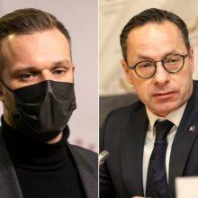 G. Landsbergis: opozicija pasirinko Kremliaus primestą žaidimą