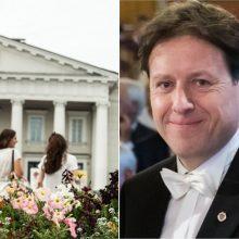 Vilniaus rotušei vadovaus verslo vadybos konsultantas P. Vaisieta