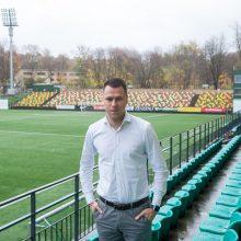 LFF kreipsis į Vyriausybę dėl futbolo sezono atnaujinimo