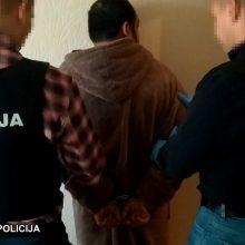 Narkotikų prekeivis ir nugriovus taborą darbavosi toliau