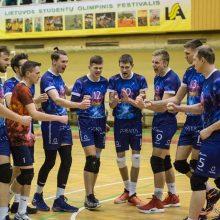 Tinklinis – jau Vilniaus sporto užribyje