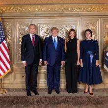 Įvertino G. Nausėdos vizitą JAV: klaidų nesimato, rezultatų lauksime ateityje