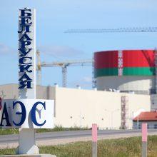 Minskas: panaudotas branduolinis kuras iš Astravo AE bus perdirbamas Rusijoje