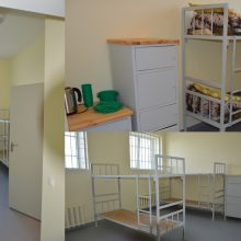 Įkalinimo įstaigose gerėjo ir nuteistųjų, ir pareigūnų darbo sąlygos