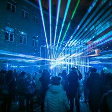 Vilniaus šviesų festivalis sulaukė pusantro karto daugiau svečių