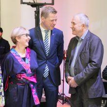 Vilniaus garbės piliečių vardai suteikti MO muziejaus įkūrėjams