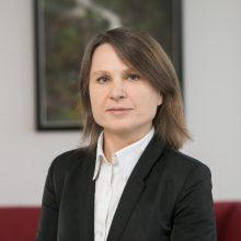 Vilniaus rotušė turi naują vadovę