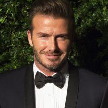 Buvusi anglų futbolo žvaigždė D. Beckhamas – už D. Britanijos narystę ES