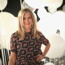 J. Aniston kandumas: esu ne nėščia, o iki kaklo soti bulvarinės kultūros