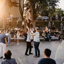 """Festivalis """"ConTempo"""" kviečia menininkus ir siūlo didžiausią sceną – miestą"""