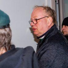 Vilniaus apygardos teismas nagrinės teisėjo E. Laužiko bylą dėl atleidimo
