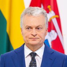 Artėjant ES deryboms dėl biudžeto, G. Nausėda kalbėsis su Estijos ir Airijos premjera