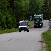 Seimas kol kas neuždegė žalios šviesos Kelių direkcijos pertvarkai