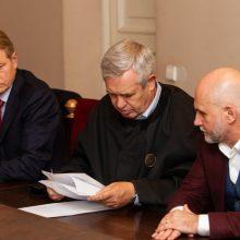 G. Vainausko advokatas: jis visą gyvenimą liks su nusikaltėlio etikete