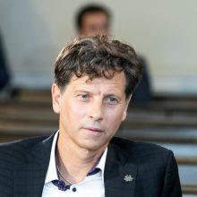 """Teismas D. Mockaus apklausą """"MG Baltic"""" politinės korupcijos byloje tęs sausį"""