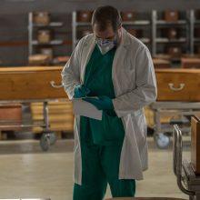 JAV patvirtinta 960 naujų mirties nuo COVID-19 atvejų