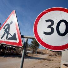 Beveik už 12 mln. eurų bus tvarkomas Kėdainius ir Ukmergę jungiančio kelio ruožas