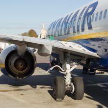 Birželį dvigubėjo aptarnautų skrydžių skaičius: įvardijo populiariausias kryptis