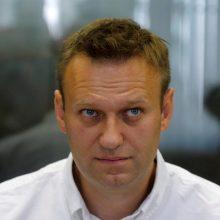 Europos Taryba: Rusija neįvykdė EŽTT sprendimo dėl A. Navalno