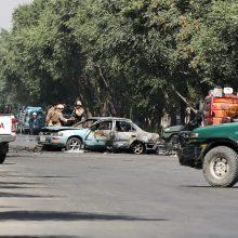 Po sprogimo prie Kabulo universiteto aukų padaugėjo iki aštuonių, dešimtys sužeistų