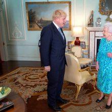 """Airija reikalauja iš B. Johnsono pasiūlymų dėl """"Brexito"""""""