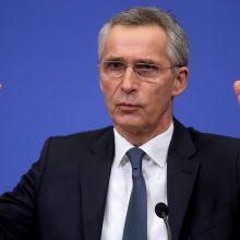 NATO turi apsispręsti dėl paramos misijos Afganistane