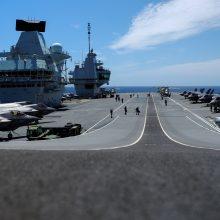 Tvyrant įtampai dėl Rusijos NATO rengia dideles karines pratybas